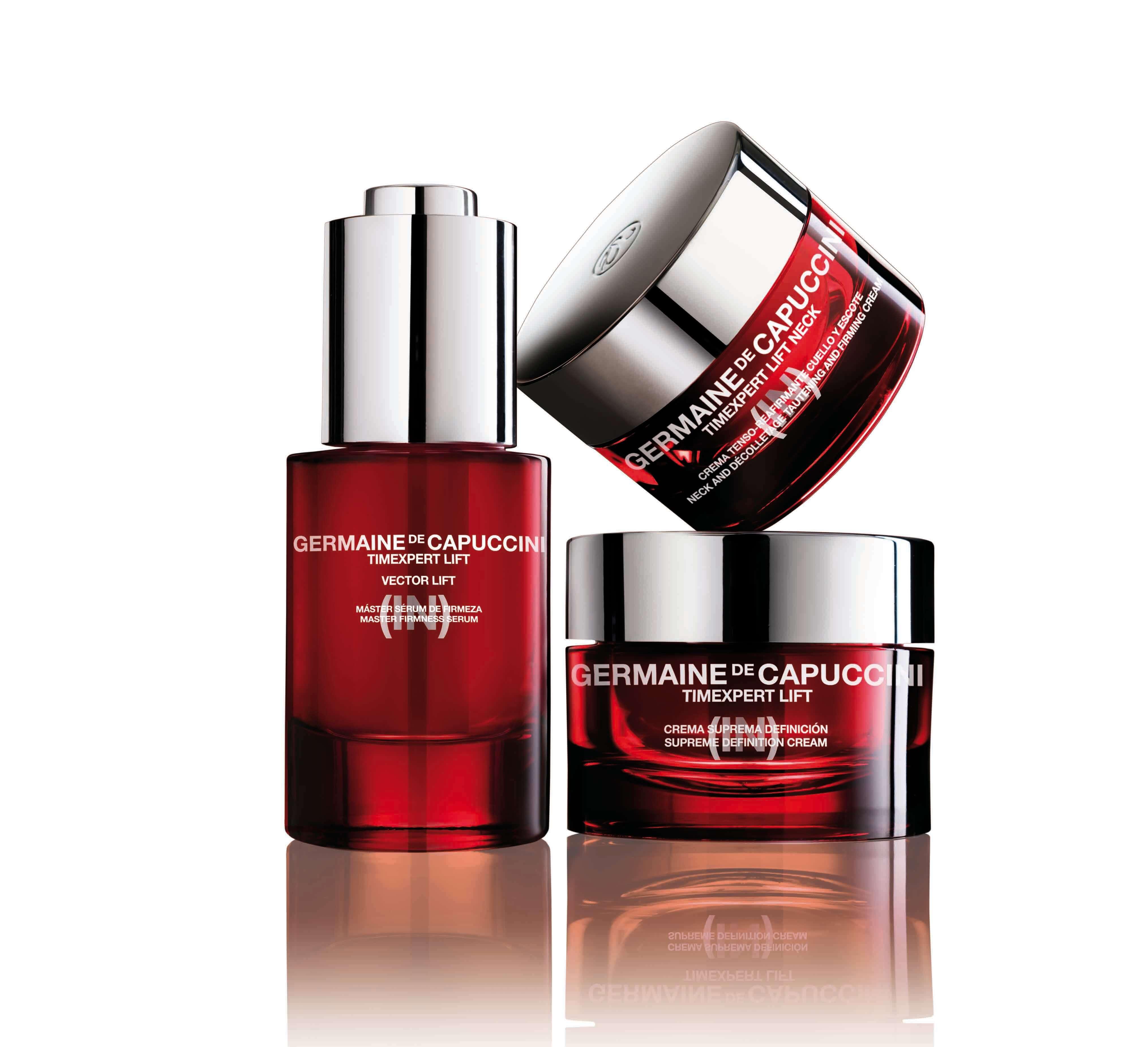Germaine De Cappuccini Time Expert Skincare